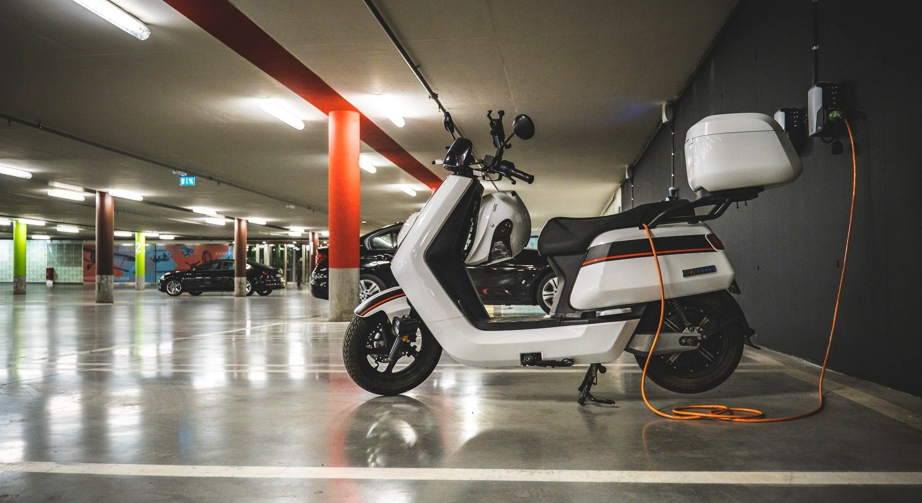 How to charge an electric scooter guide
