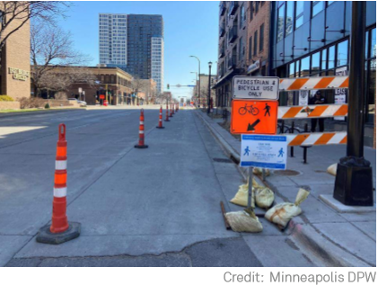 Minneapolis stay healthy streets