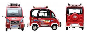 alibaba electric car