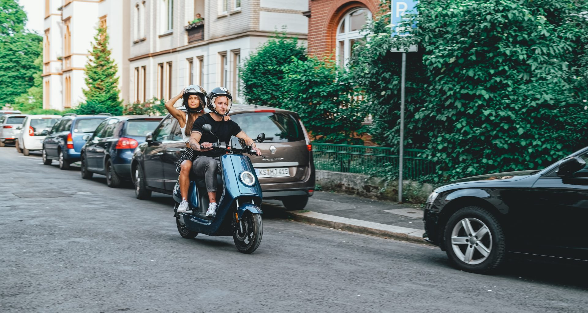 coronavirus electric scooter lifestyle