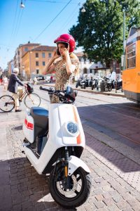 coronavirus efficiency electric scooter