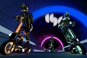eSkootr race concept image