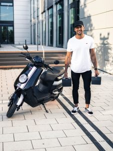electric scooter battery health
