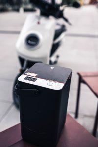 Scooter y batería NIU N-series