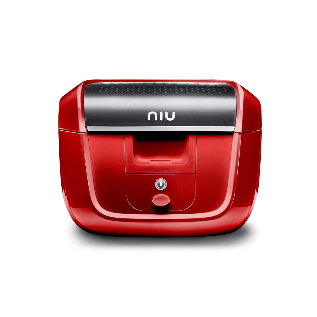 NIU Large Tailbox (Red)