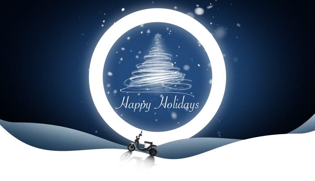 Happy Holidays from NIU