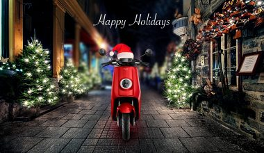 Happy Holidays from NIU!