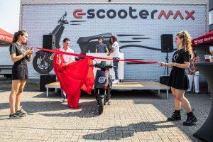 Een evenement bij NIU Store Escootermax
