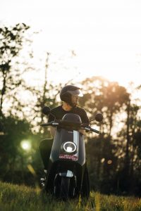 Scooters are the best two wheel vehicle for the environment