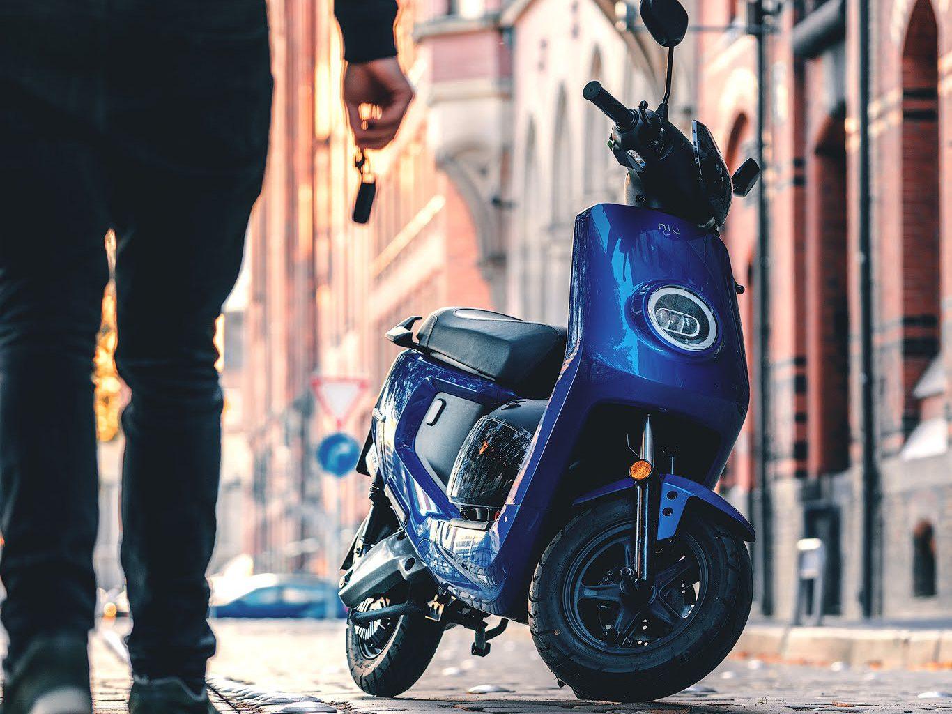 Scegli uno scooter elettrico in base a questi consigli