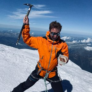 Jean-Baptiste combines adventure and gastronomy in his travels