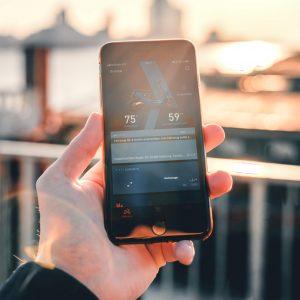 La app de NIU te da información en tiempo real de tu scooter