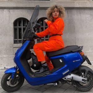 Escoge un scooter eléctrico con un diseño tan exclusivo como tú