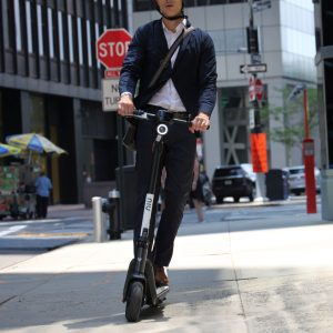The NIU KQi3 is a powerful scooter for commuting