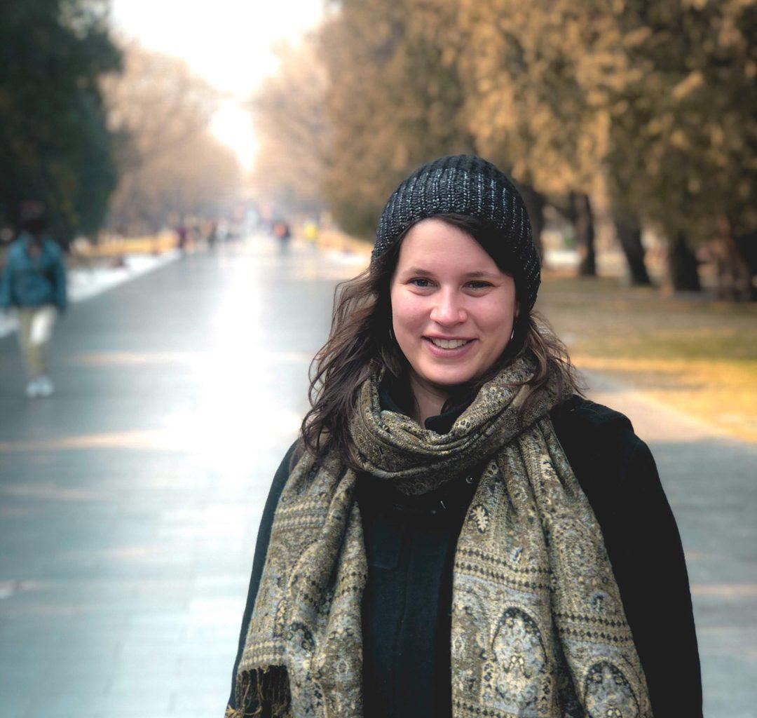 NIU International Customer Service Manager, Astrid, houdt van reizen en natuur