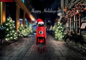 Happy Holidays from NIU!